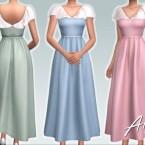 Alva Dress by Sifix