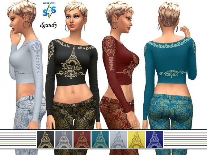 Sims 4 Top 202006 08 by dgandy at TSR