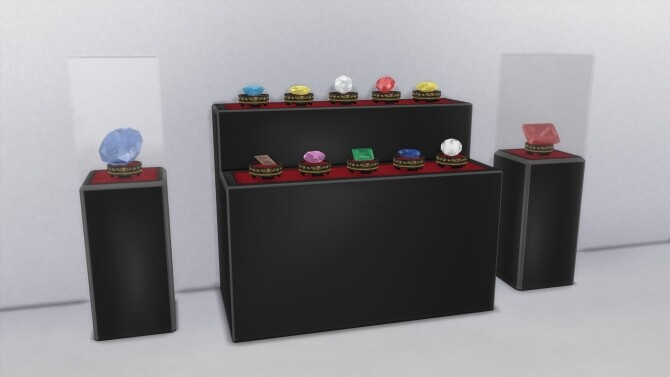 Sims 4 Cut Gems from TS3 by TheJim07 at Mod The Sims