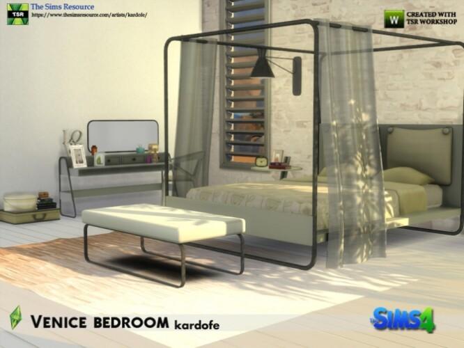 Venice bedroom by kardofe