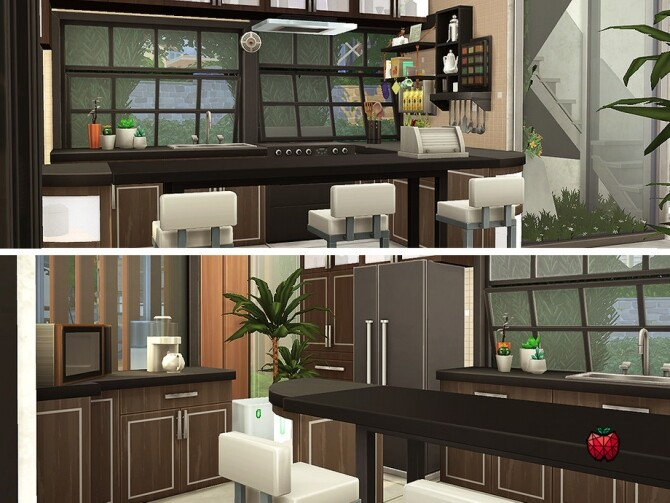 Sims 4 Jimmy home no cc by melapples at TSR