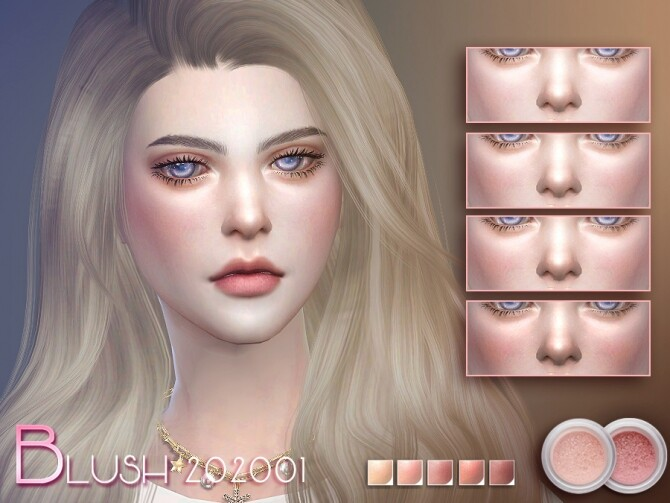 Blush 202001 by S Club LL at TSR image 7421 670x503 Sims 4 Updates