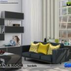 Atlanta Room by kardofe