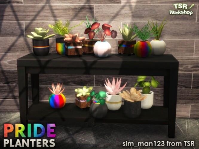 Pride Planters 2020 by sim_man123