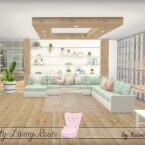 Felicity Living Room by ArwenKaboom