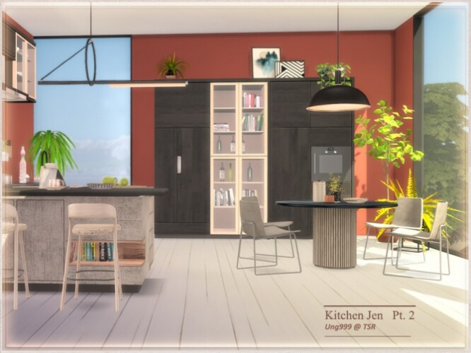 Kitchen Jen Part 2 by ung999
