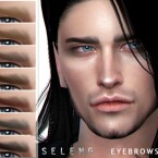 Eyebrows N73 by Seleng