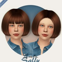 Anto Sally Hair Kids Version