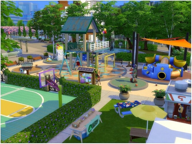 Kids Maze Park by lotsbymanal