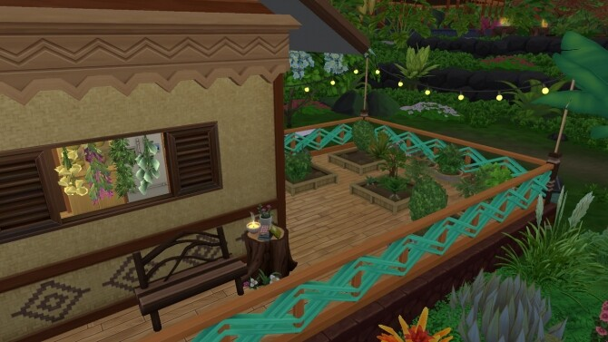 Tangled Flat Home Makeover by maddiexz3 at Mod The Sims image 783 670x377 Sims 4 Updates