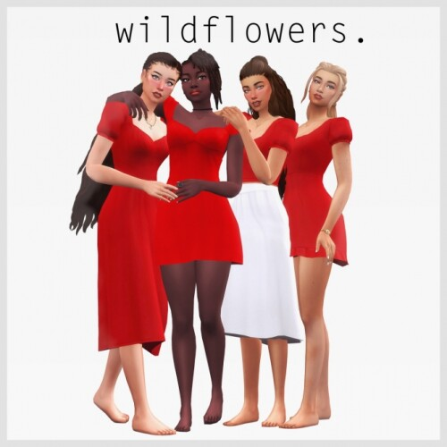 Wildflowers CC pack