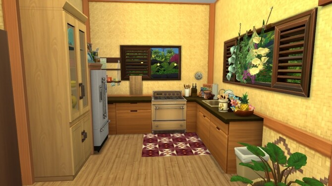 Tangled Flat Home Makeover by maddiexz3 at Mod The Sims image 794 670x377 Sims 4 Updates