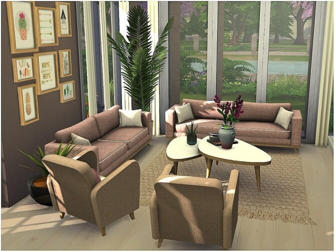 Sims 4 Tiny Eco Home by lotsbymanal at TSR