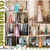 Rococo CAS Backgrounds