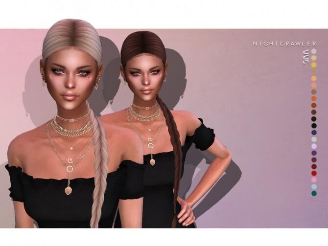 Vivid hair by Nightcrawler Sims at TSR image 8022 670x503 Sims 4 Updates