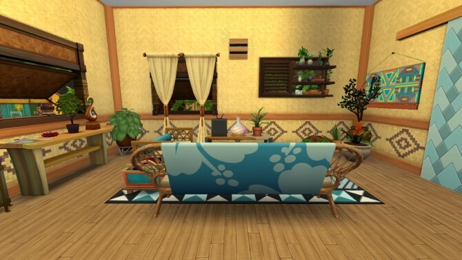 Tangled Flat Home Makeover by maddiexz3 at Mod The Sims image 804 670x377 Sims 4 Updates