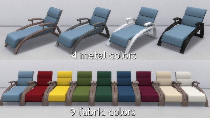 Sims 4 The Outdoor Napper by TheJim07 at Mod The Sims