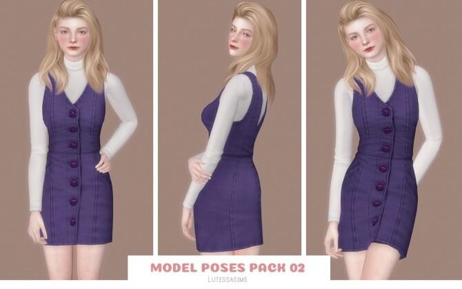 Model Poses 02