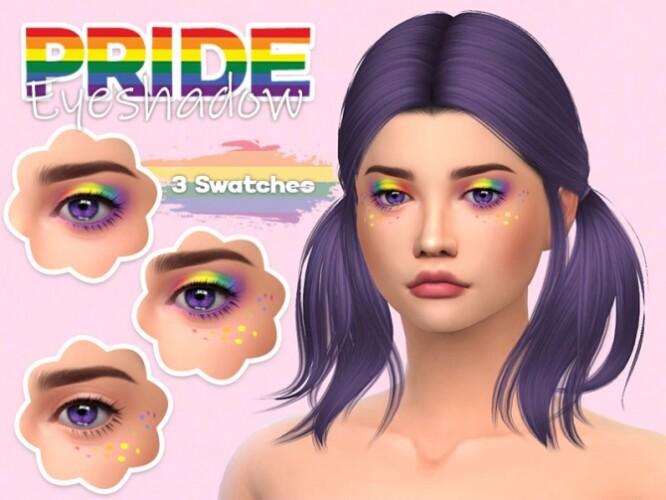 Pride eyeshadow by ilovespix