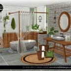 Rustiko bathroom by SIMcredible