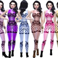 Party jumpsuit by TrudieOpp