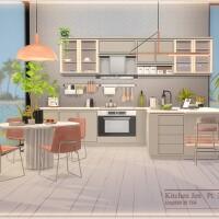 Kitchen Jen Part 3 by ung999