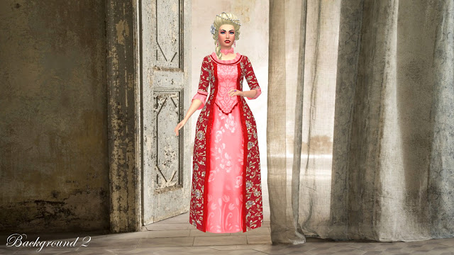 Rococo CAS Backgrounds at Annett's Sims 4 Welt image 82 Sims 4 Updates