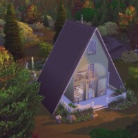 A Frame Single home NO CC by zhepomme
