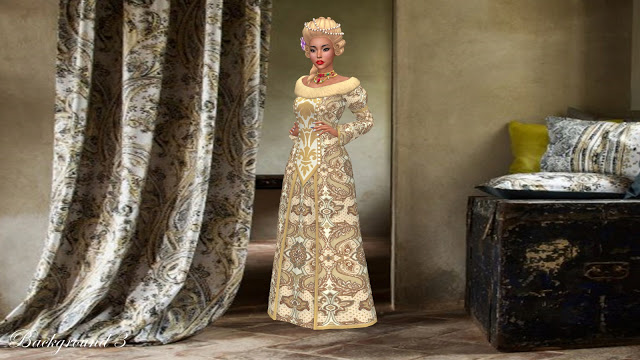 Sims 4 Rococo CAS Backgrounds at Annett's Sims 4 Welt