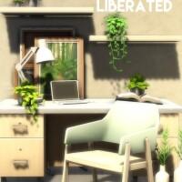 Eco lifestyle plants liberated