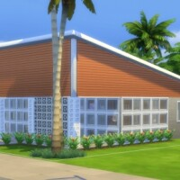 The Sun Valley Mid-Century Modern Home by DominoPunkyHeart