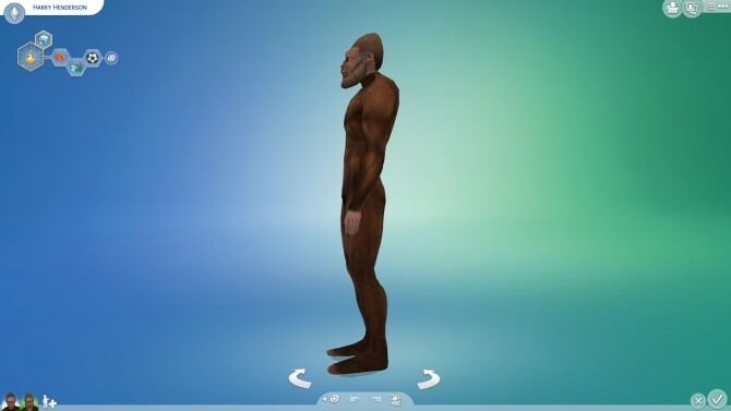 Bigfoot Head and Body by tklarenbeek at Mod The Sims image 8415 670x377 Sims 4 Updates
