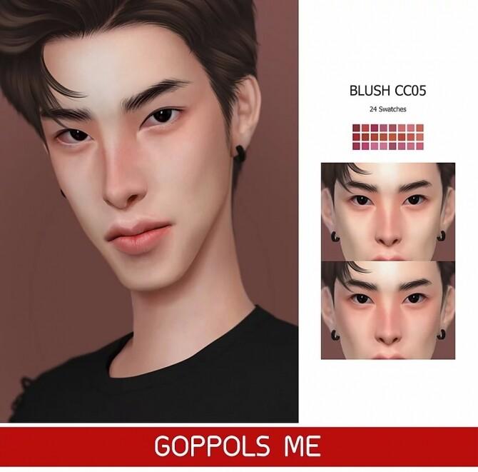 GPME GOLD Blush CC05 at GOPPOLS Me image 842 670x661 Sims 4 Updates