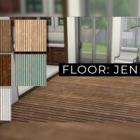 Floor JENNY by anne-mcfly