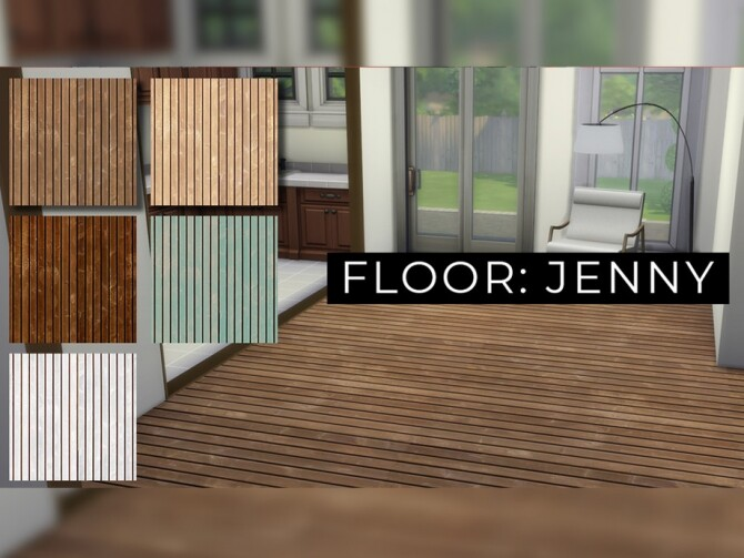Sims 4 Floor JENNY by anne mcfly at TSR