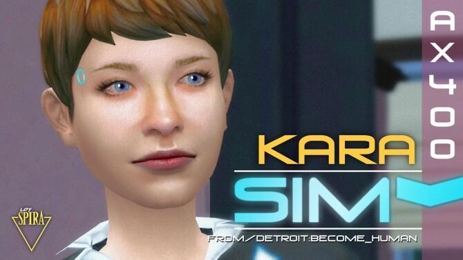 AX400 Kara Sim by LadySpira