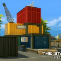 The Stacking container home by iSandor