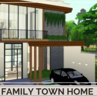 FAMILY TOWN HOME