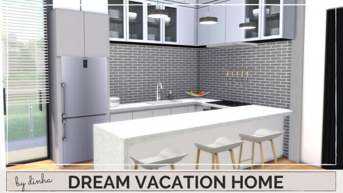 DREAM VACATION HOME at Dinha Gamer image 8821 670x377 Sims 4 Updates