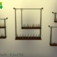 ECO Living Shelves