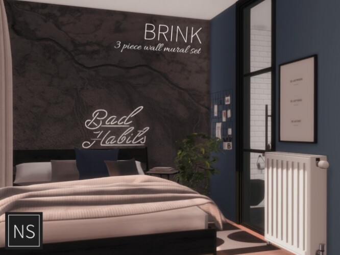 Brink Wall Murals by networksims