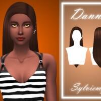 Danna Hair Set by Sylviemy