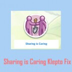 Sharing is Caring Kleptomania Fix by homunculus420