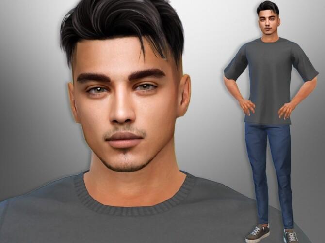 Emanuel Rosen by divaka45 at TSR image 9116 670x503 Sims 4 Updates