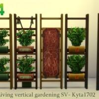 ECO Living industial vertical garden