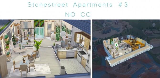 Stonestreet Apartments 3 by decorativewax