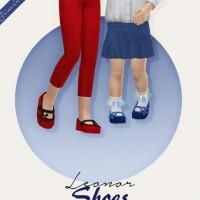 Leonor Shoes 3T4