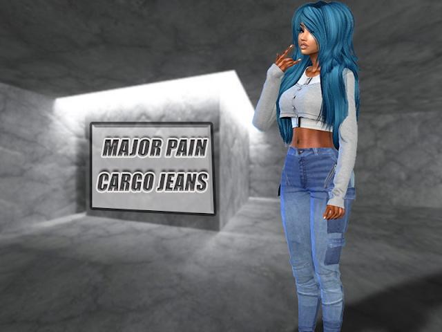Major Pain Cargo Jeans