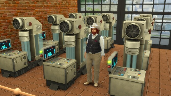 Sims 4 Increase Fuel Capacity of Generators by KcOptz at Mod The Sims