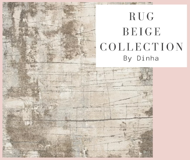 Sims 4 Rug   Beige Collection at Dinha Gamer